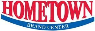 Hometown Brand Center Logo